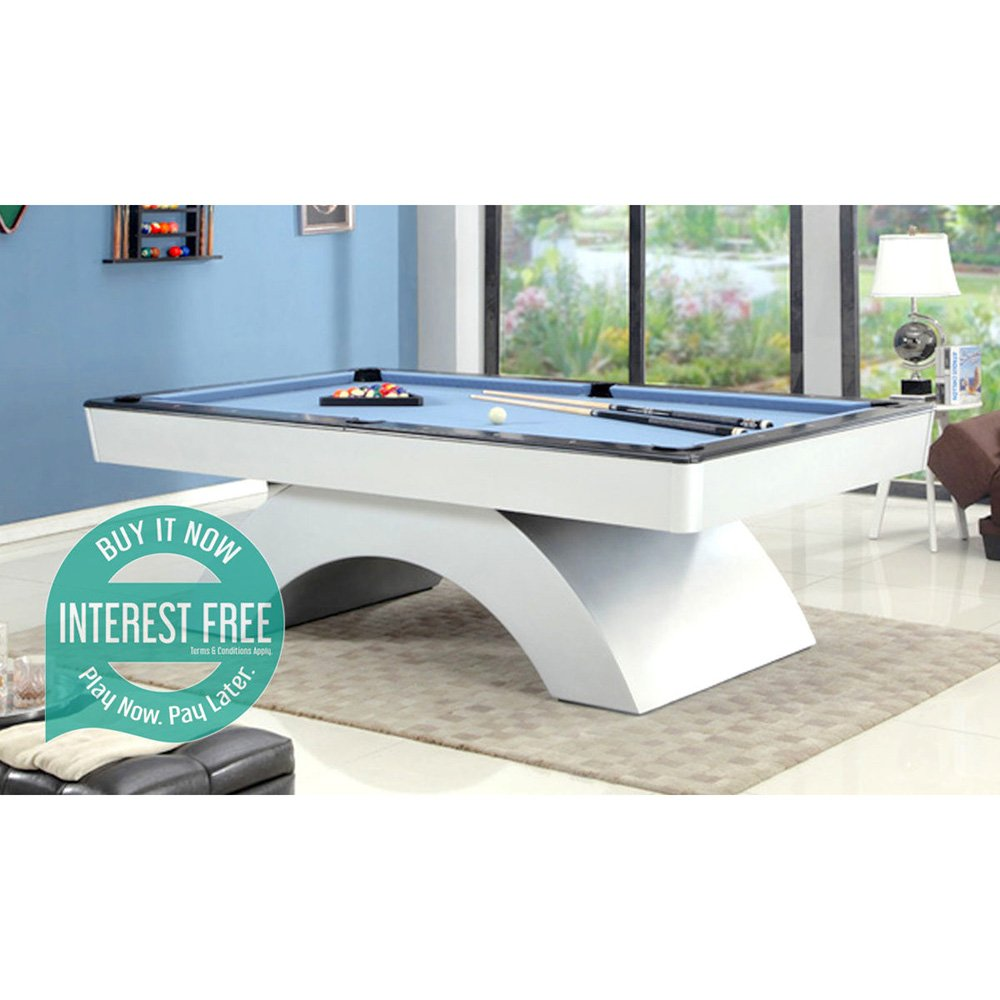 Miami Contemporary Nine-Ball Table