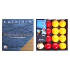 Super-Aramith-pool-balls