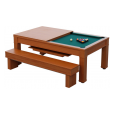 7_6 Pool Dining Table