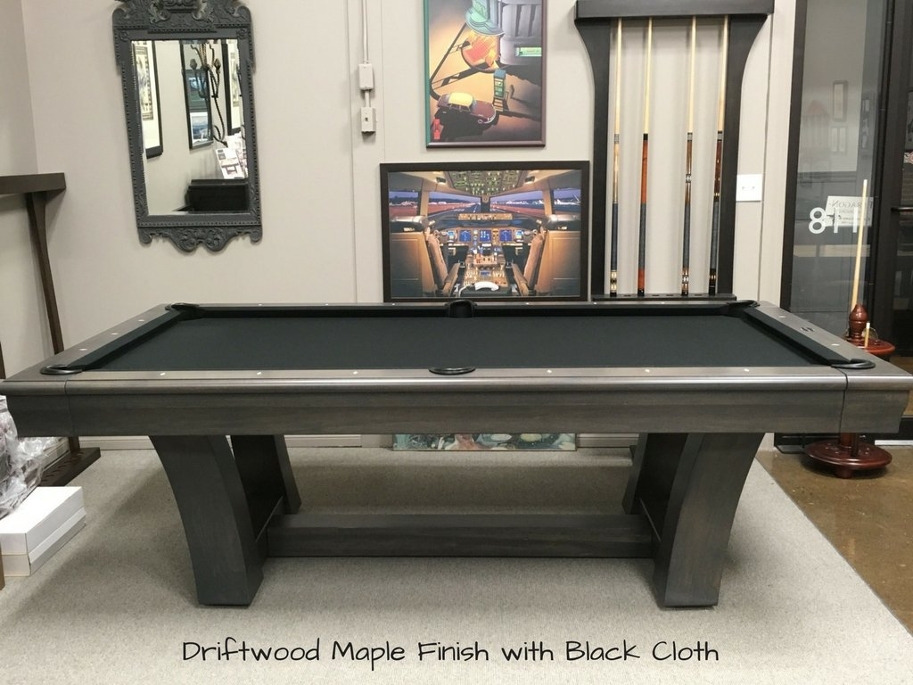 Manhattan Modern Pool Table Billiard Shop - Modern slate pool table